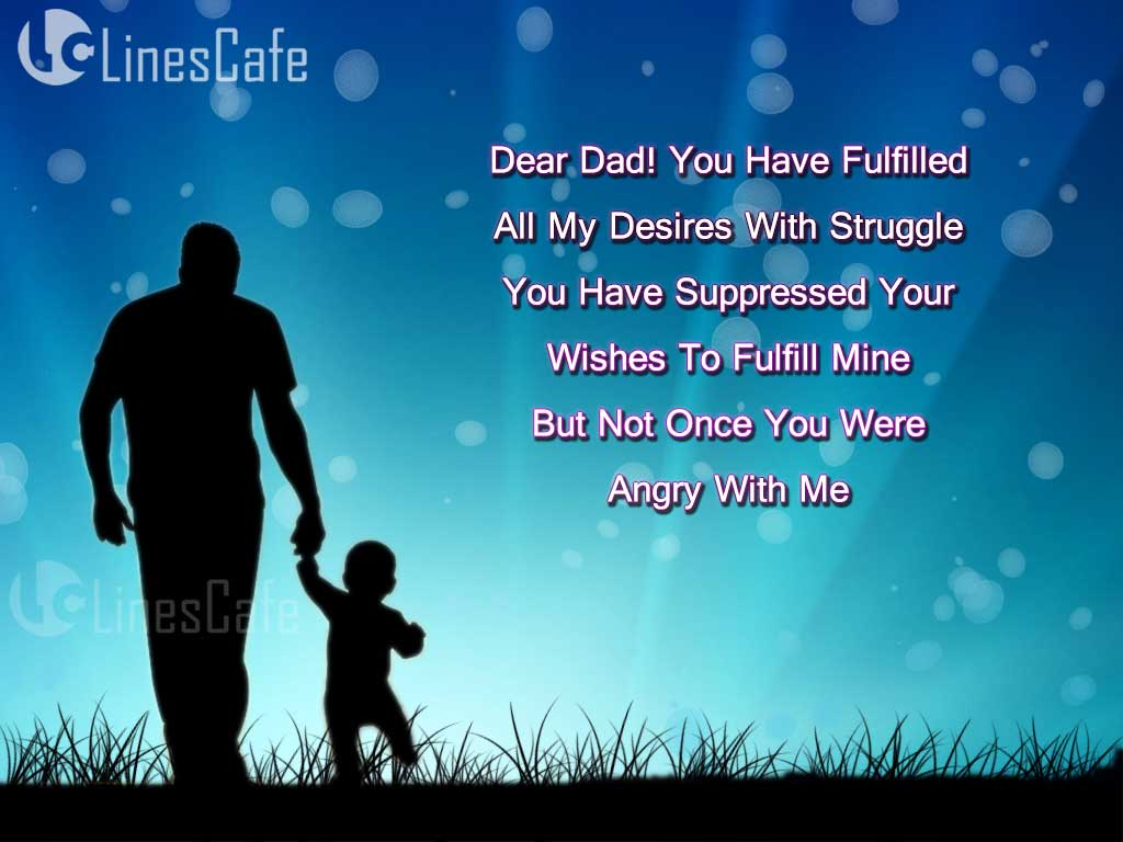 Quotes About Daddy Images And Super Heart Touching Sayings For Sharing In Facebook And Whatsapp