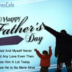 Sad Father's Day Images
