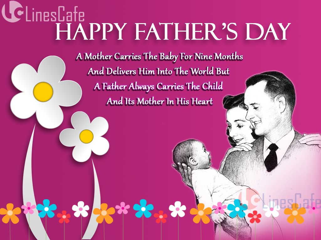 Facebook And Whatsapp Greetings With Quotes For Happy Father's Day Wishes To Dad