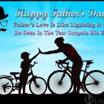 Father's Day Wishing Quotes Images