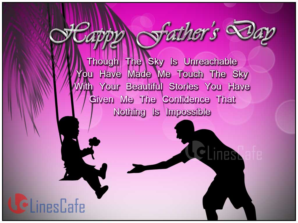 Father's Day Wishing Quotes From Son Images And Pictures For Wishing To Dad Latest Greetings