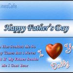 Cute Father's Day Wishes Images And Saying