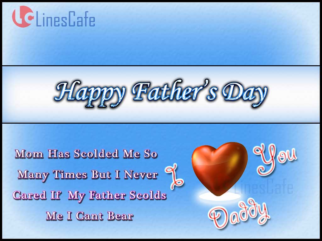 Beautiful Father's Day Wishes Pictures With Beutiful Messages About Father For Wishing Your Dad