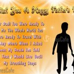 Sweet Quotes About Father