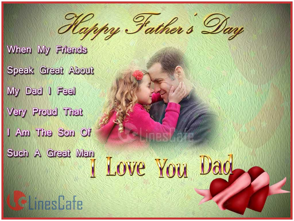 Whatsapp And Facebook Greetings For Father's Day Wishes And Sharing In Profile Pictures DP