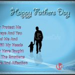 Lovable Father's Day Wishes Images