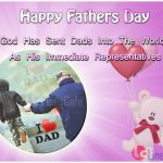 I love you Dad Father's Day Images