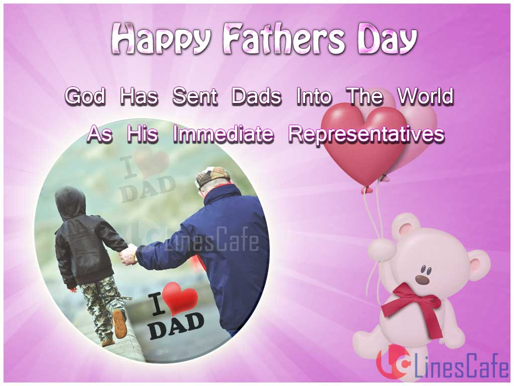 Greetings About I love You Daddy For Father's Wishing In 2016 Share In Twitter Pinterest