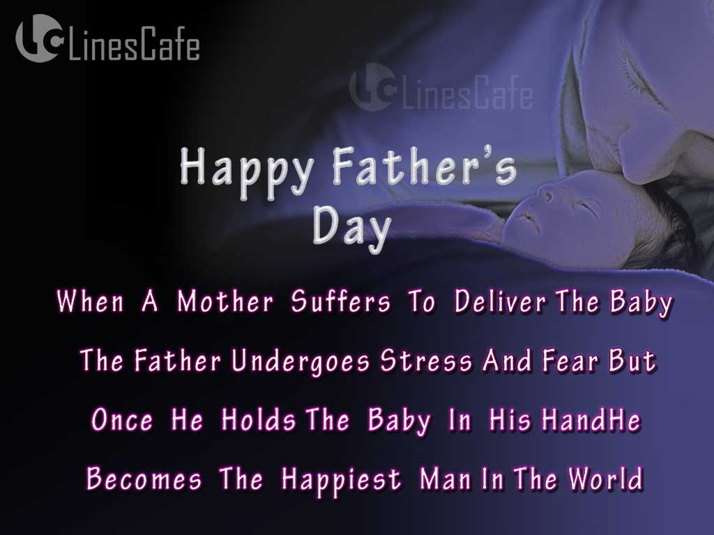 Greeting Text Happy Father's Day Wishes With Quotes About Daddy Share In Twitter